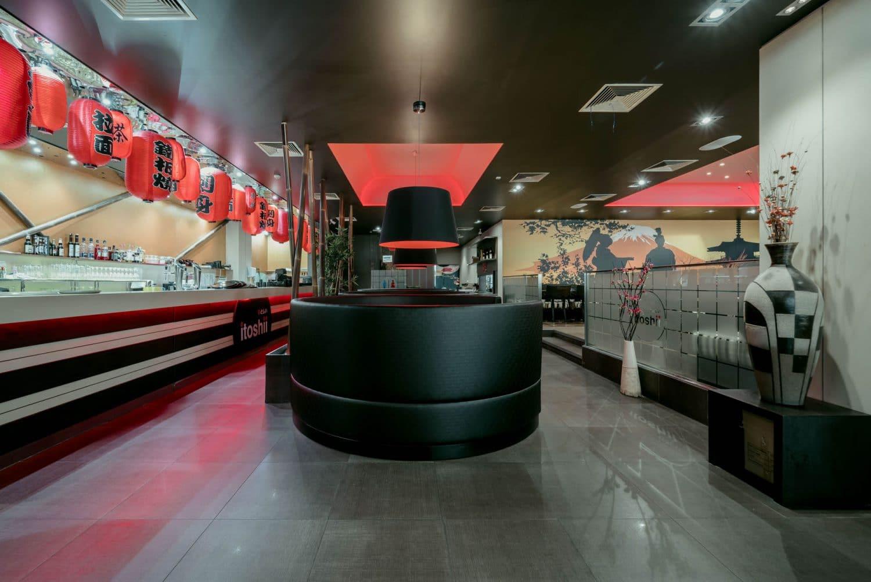 WonderWorks ingatlanfotózás, itoshii japán étterem fotózás